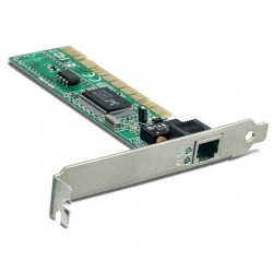 Carte RESEAU Trendnet TE100-PCIWN 10/100 Ethernet PCI