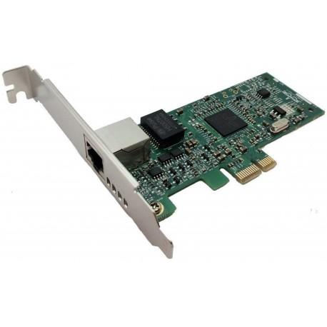 Carte RESEAU Broadcom NetXtreme BCM5751 10/100/1000 Mbps Gigabit PCI-Express x1