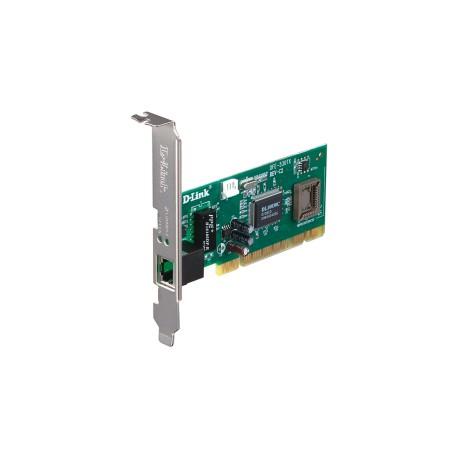 Carte RESEAU D-LINK DFE-528TX PCI Fast Ethernet 10/100 Mbps