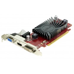 CARTE VIDEO ASUS GeForce GTX 610 2 GO DVI VGA HDMI PCI Express