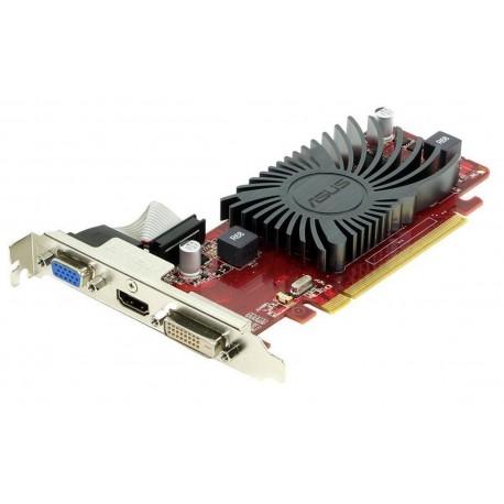 CARTE VIDEO ASUS GeForce GTX 610 2 GO DVI VGA HDMI PCI Express