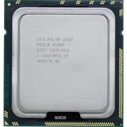 CPU Intel Xeon W3580 3.33 GHz Quad Core Socket 1366 QPI 4.8 GT/s 8 Mo SLBET