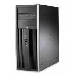 PC HP Compaq 8300 Elite Core I7-3770 3.4 GHz 4 GO 1 TO DVDRW WIN 10