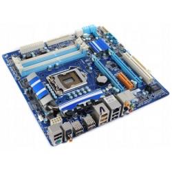 CM ATX GIGABYTE GA-P55M-UD4  Socket LGA1156 FireWire Gigabit LAN audio HD