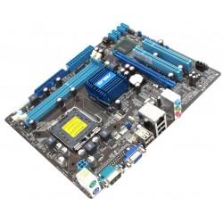 CM  micro ATX ASUS P5G41T-M LX2/gb SOCKET 775 DDR3 LAN audio HD (8 canaux)  PCI E VGA