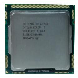 CPU INTEL Core i3-550 3.20 GHz DUAL Core Socket LGA 1156 SLBUD