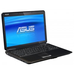 """Asus X5DIN Core 2 Duo T6600  4 Go 160 Go nVidia GeForce 15.6"""" LED DVDRW Wi-Fi Webcam"""