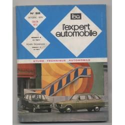 REVUE TECHNIQUE L'EXPERT AUTOMOBILE N°92 RENAULT 6 Essence