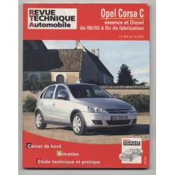 REVUE TECHNIQUE AUTOMOBILE  RTA OPEL CORSA 1.2 16v 1.3cdti A PARTIR 08/2003