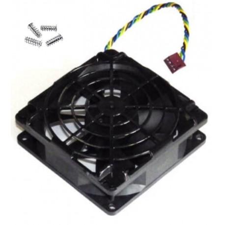 Ventilateur HP FOXCONN 92x92x25mm PVA092G12H 12V 0.40A 4 fils 580230-001