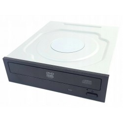 "Lecteur DVD Interne 5.25"" HP DH-16D6SH SATA 48x/16x Noir"