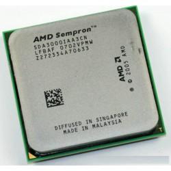 Processeur AMD Sempron 64 3000+ 1.6 GHz Socket AM2 SDA3000IAA3CN