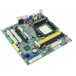 CM MICRO ATX ASUS/PB M2N-NVM/S SOCKET AM2 - DDR2 - LAN - audio 6 canaux- PCI EXPRESS