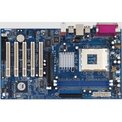 CM ATX ASROCK K7VT4A PRO DDR400 SOCKET A 462 IDE UDMA133, SATA-300 LAN Audio AGP
