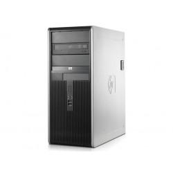 PC tour HP DC7900 Core 2 DUO 7300 4 GO HDD 160 GO GRAVEUR DVD WIN 7 PRO