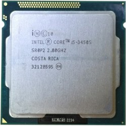 CPU INTEL CORE i5-3450S 2.8 GHz 4 coeurs Socket LGA 1155 SR0P2