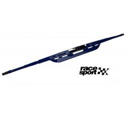 """Essuie glace  acier galvanisé  BLEU RACE SPORT 19"""" 480mm"""