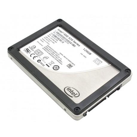 "Disque dur SSD Intel 320 Series 120GB SATA II 2.5"""