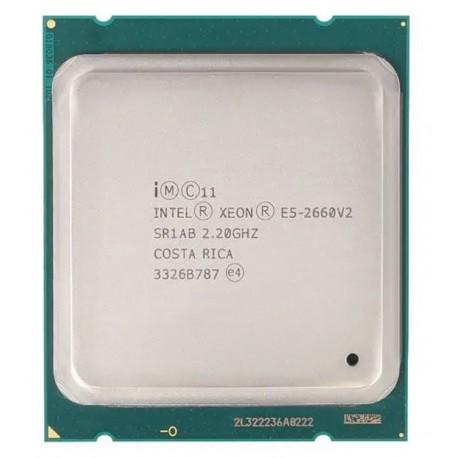 CPU Intel Xeon E5-2660 v2 2.2 GHz 10 Coeur 25 Mo LGA 2011 SR1AB