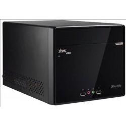 PC BARBONE SHUTTLE XPC CORE 2 QUAD Q8400 2.66 GHz 4 GO 250 GO DVDRW