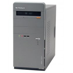 PC LENOVO PC 3000 J110 intel Core 2 duo E6300 1.86 GHz 4 GO HDD 160 GO graveur DVD WIN 7 PRO