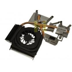 RADIATEUR + VENTILLATEUR CPU POUR HP PAVILION DV6 - AMD 532614-001