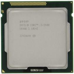 CPU INTEL CORE i5-2400 3.1 GHz 4 coeurs Socket LGA 1155 SR00Q