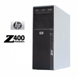HP Z400 Intel Core i7-920 4 GO HDD 500 go Nvidia Quadro 400 DVDRW