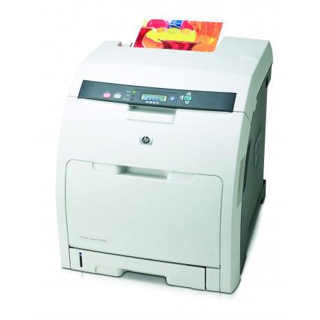 HP Color LaserJet CP3505n jusqu'à 21 ppm RESEAU USB 256 Mo