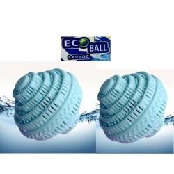 2 Boules de lavage MACHINE A LAVER céramique écologique ECOBALL ENOVA