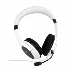 Casque Stereo - micro Woxter i-Headphone PC 975 Blanc