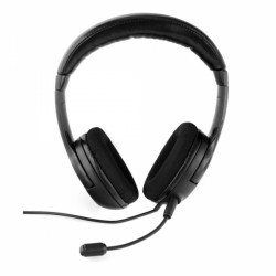 Casque Stereo - micro Woxter i-Headphone PC 975 Noir