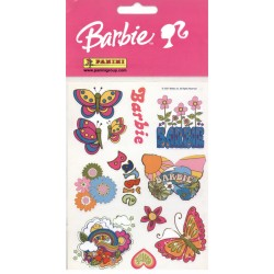 STICKERS SHEETS PANINI BARBIE