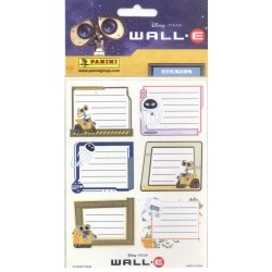 STICKERS SHEETS PANINI DISNEY PIXAR WALL.E - BOOK STICKERS