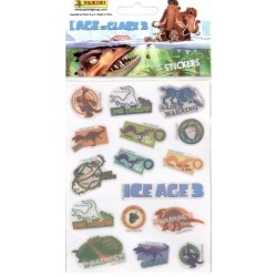 STICKERS SHEETS PANINI L'AGE DE GLACE 3