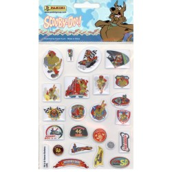 STICKERS SHEETS PANINI SCOOBY-DOO