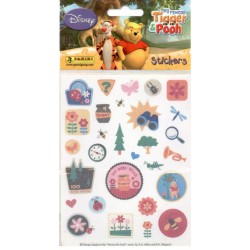 STICKERS SHEETS PANINI DISNEY WINNIE OURSON