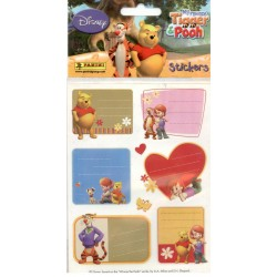 STICKERS SHEETS PANINI DISNEY WINNIE OURSON - BOOK STICKERS
