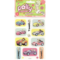 STICKERS SHEETS PANINI POLLY POCKET