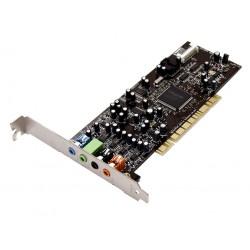 Carte son Creative Sound Blaster Audigy SE 24 bits 96 kHz 100 dB 7.1 PCI SB0410