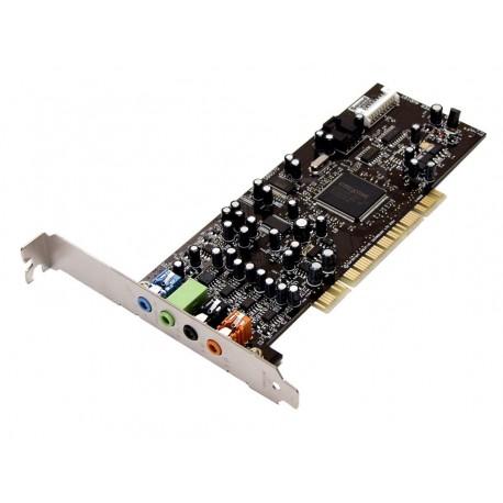 Creative Sound Blaster Audigy SE 24 bits - 96 kHz - 7.1 - PCI