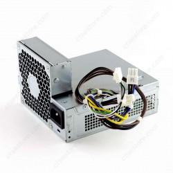 Alimentation HP 6000 Pro SFF HP6000/6005/8000 Z200 240W (503376-001)