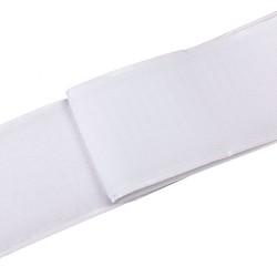 Ruban auto-agrippant Velcro BLANC  autocollant 50cmX20mm Créa Pecam