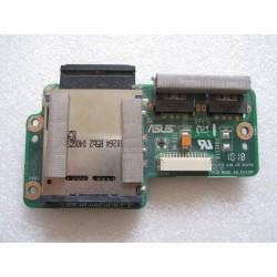 MODULE LECTEUR CARTE ET USB E153302 POUR ASUS X70I X70A X70
