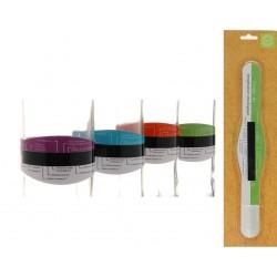 Thermometre a vin  bracelet à lecture digitale VERT DELICE&CO