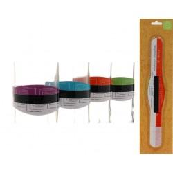 Thermometre a vin  bracelet à lecture digitale ROUGE DELICE&CO