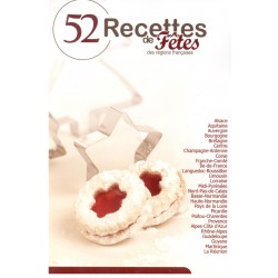 52 RECETTES DE FETES DES REGIONS FRANCAISES